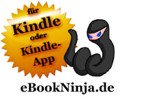 Der eBook Ninja macht Werbung für eBooks!