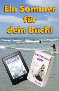 Ein Sommer für dein Buch - Buchschreiben Aktion