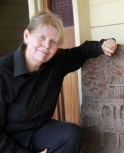 Margaret Worthington by Inga Stunzner