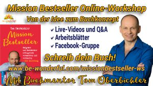 Logo Mission Bestseller Buch-Workshop